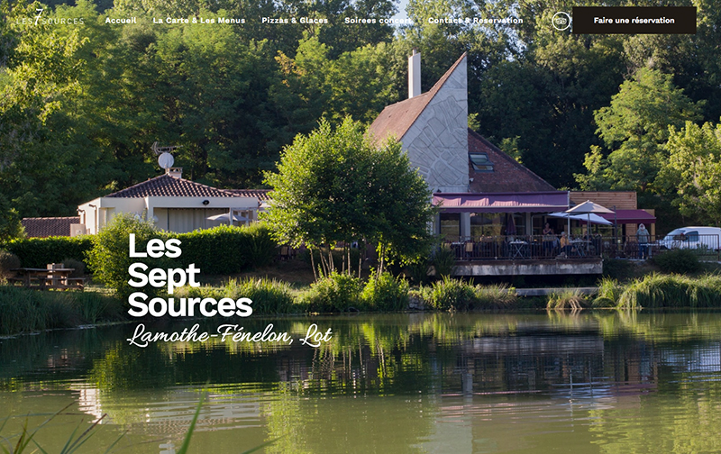 Creation site internet Lot Dordogne